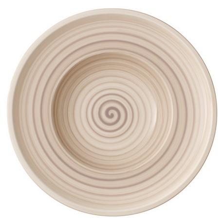 Buy the Artesano Nature Beige Deep Plate 25cm online at smithsofloughton.com