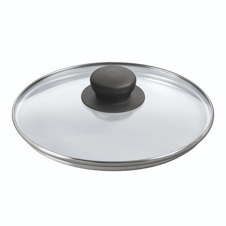 Buy the Kuhn Rikon Studio Glass lid 24cm online at smithsofloughton.com