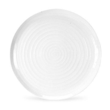 Buy the Sophie Conran for Portmeirion White Round Platter online at smithsofloughton.com