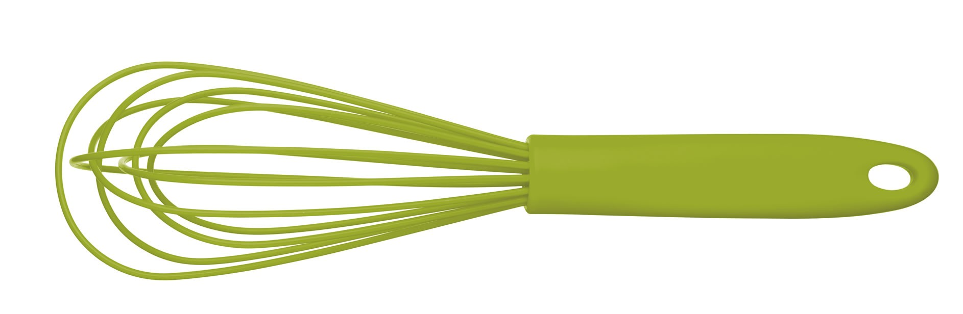Kitchen Craft Colourworks Silicone Whisk Green