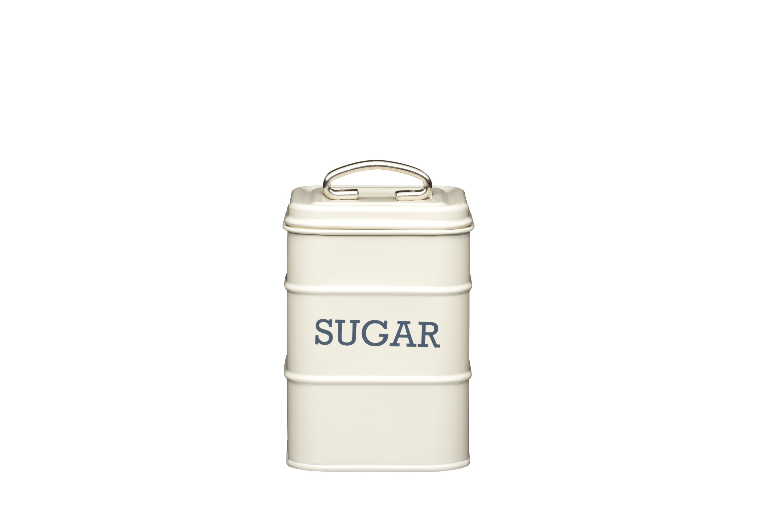 Kitchen Craft Living Nostalgia Sugar Canister Cream 11cm X 17cm