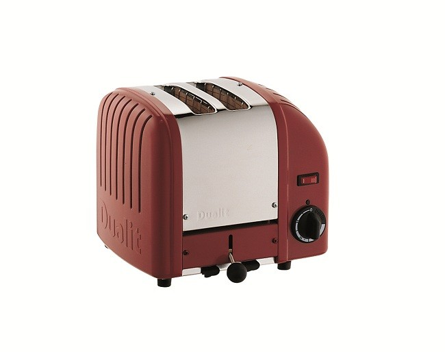 Dualit Vario 2 Slot Toaster Red