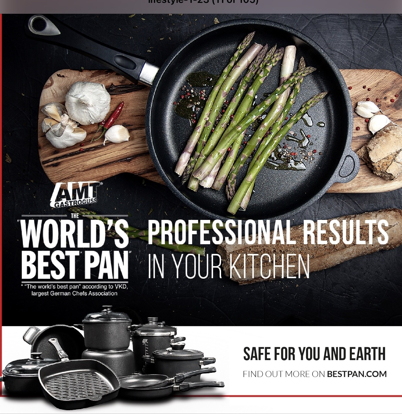 Treat yourself to the worlds best pan at smithsofloughton.com