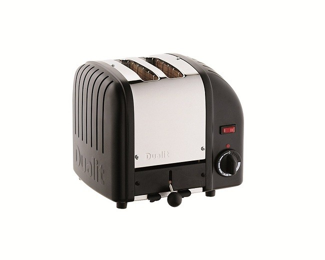 Buy Dualit Vario 2 Slot Black Toaster online at smithsofloughton.com