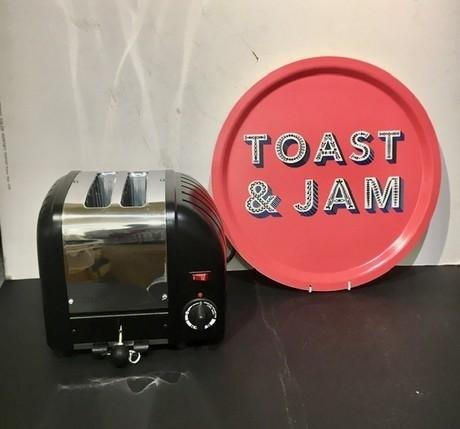 Purchase the Dualit Vario 2 Slot Black Toaster online at smithsofloughton.com