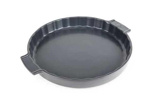 Buy the Appolia Ceramic Tart Dish Slate 30cm online at smithsofloughton.com