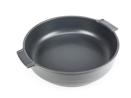 Buy the Appolia Round Ceramic Baking Dish Slate 34cm online at smithsofloughton.com