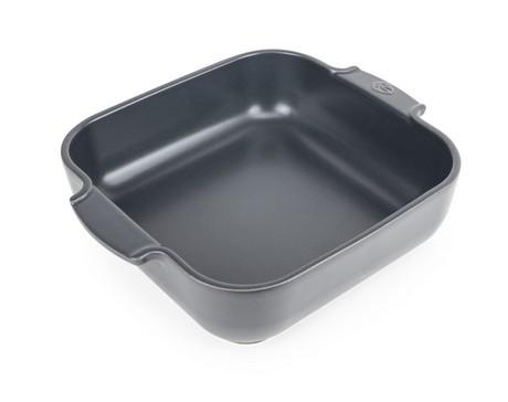 Buy the Appolia Square Ceramic Baking Dish Slate 36cm online at smithsofloughton.com