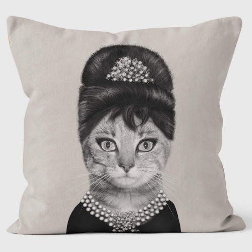 Buy the Breakfast Mono Pets Rock Cushions 40cm online at smithsofloughton.com