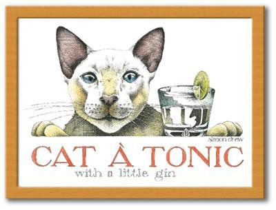 Buy the Cat A Tonic Cushion Tray online at smithsofloughton.com