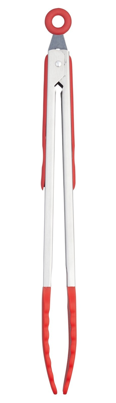 Buy the Colourworks Silicone Red Tongs online at smithsofloughton.com