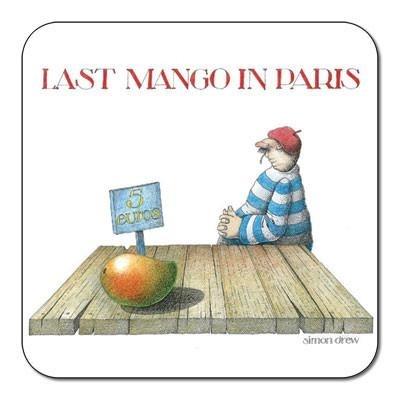 Buy the Customworks Simon Drew Last Mango Drinks Coaster online at smithsofloughton.com