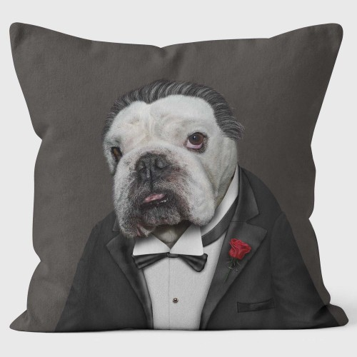 Buy the Dog Father Pet Rock Cushions 40cm online at smithsofloughton.com