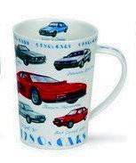 Buy the Dunoon Cars 1980's Mug online at smithsofloughton.com