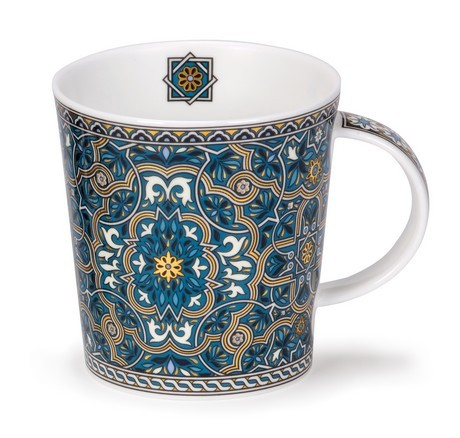 Buy the Dunoon Lomond Mug Dubai Green 300ml online at smithsofloughton.com
