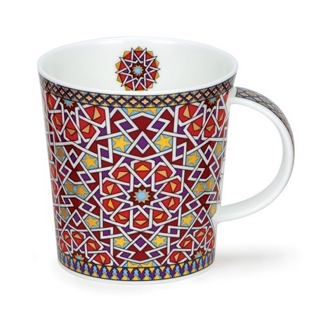 Dunoon Lomond Mug Zahra Star 320ml