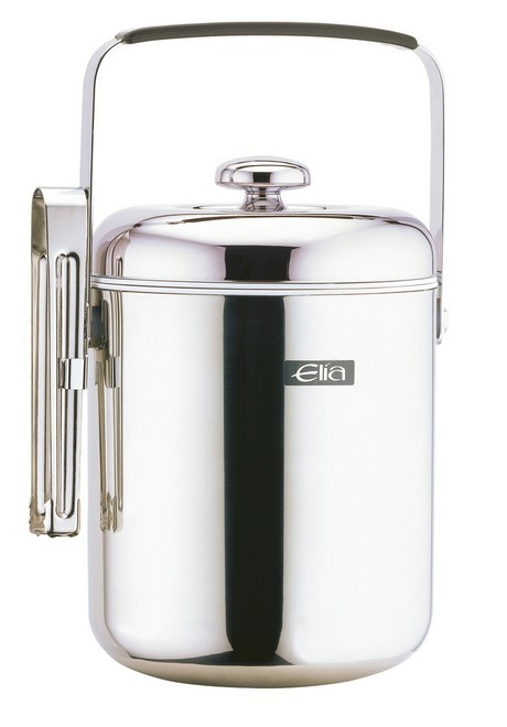 Buy the Elia Ice Bucket Pail and Tongs online at smithsofloughton.com
