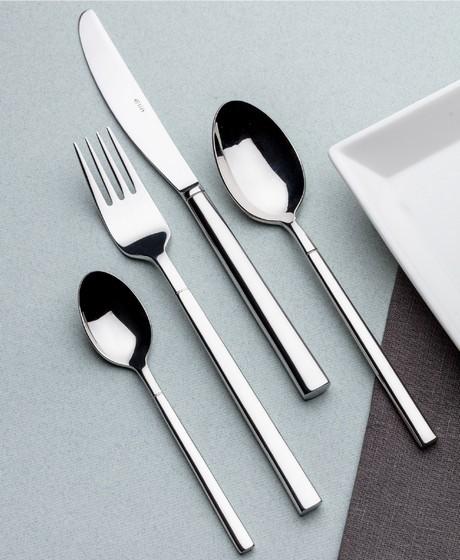 Buy the Elia Sirocco 44 Piece Cutlery Set online at smithsofloughton.com