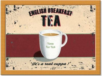 English Tea Cushion Lap Tray
