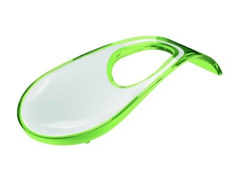 Buy the Guzzini Spoon Rest Grey online at smithsofloughton.com