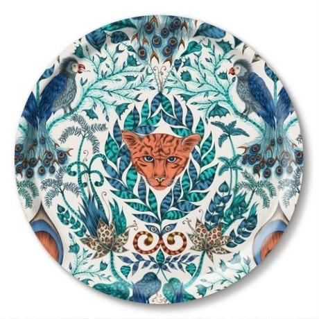 Buy the Jamida Emma J Shipley Amazon Blue Tray 39cm online at smithsofloughton.com