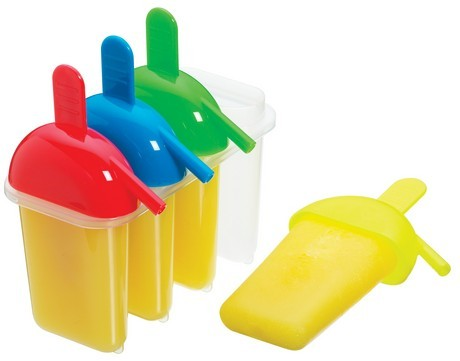 KitchenCraft Set of 4 Lolly Makers
