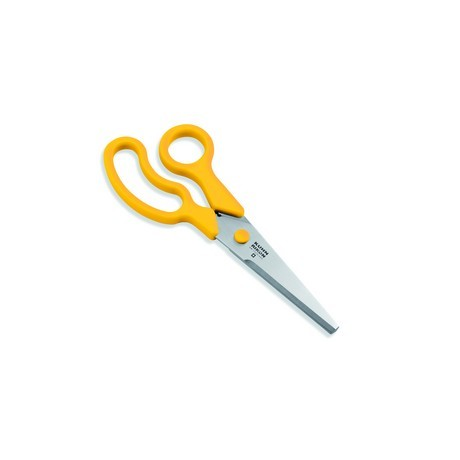 Buy the Kuhn Rikon household yellow scissors online at smithsofloughton.com