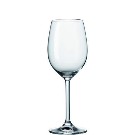 Buy the Leonardo Daily White Wine Glasses 370ml Box of 6 online at smithsofloughton.com