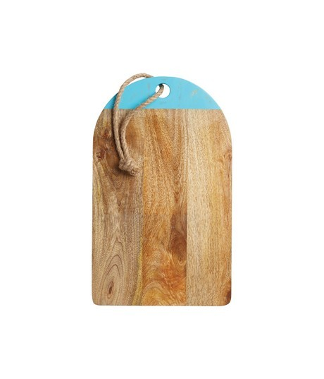Buy the Master Class Gourmet Prep & Serve Painted Mango Serving Board online at smithsofloughton.com