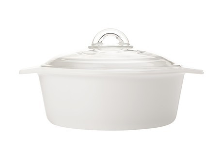 Buy the Maxwell and Williams Vitromax 2 Litre Round Ceramic Casserole online at smithsofloughton.com