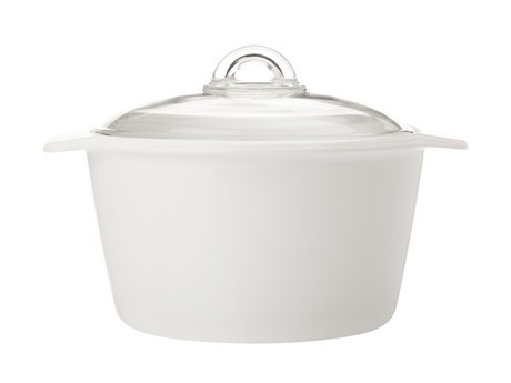 Buy the Maxwell and Williams Vitromax 3 Litre Round Ceramic Casserole online at smithsoflougton.com