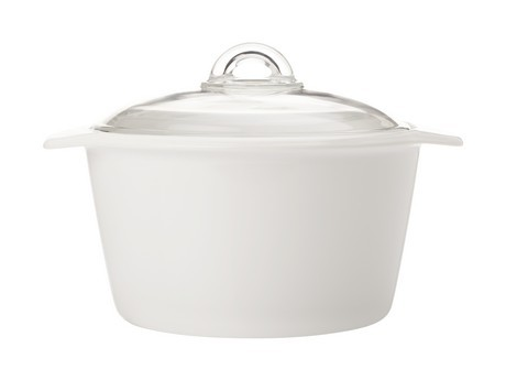 Buy the Maxwell and Williams Vitromax 5 Litre Round Ceramic Casserole online at smithsofloughton.com