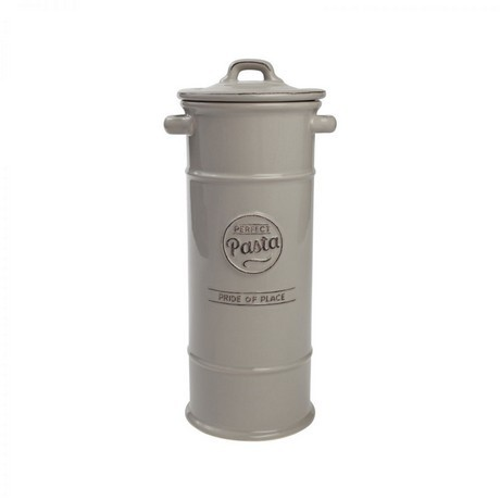 Buy the Pride Of Place Pasta Jar Old Grey online at smithsofloughon.com