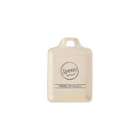 Buy the Pride Of Place Spoon Rest Old Cream online at smithsofloughon.com