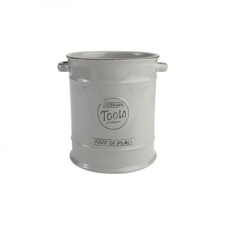 Buy the Pride Of Place Utensil Jar Old Grey online at smithsofloughon.com