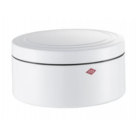 Buy the white Wesco cake storage tin online at smithsofloughton.com