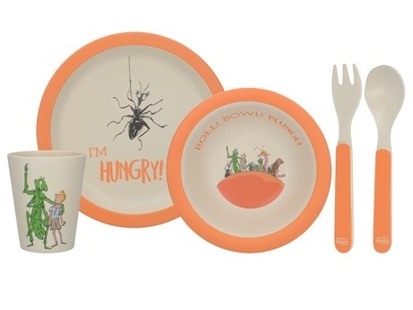 Buy the Roald Dahl James And The Giant Peach Kids Set online at smithsofloughton.com