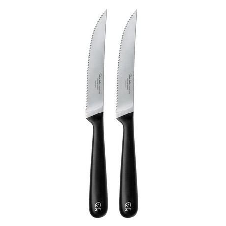 Buy the Robert Welch Signature Serrated Steak Knife, Set of 2 online at smithsofloughton.com