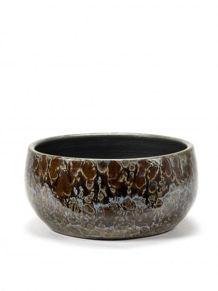 Buy the Serax Pot Hazy Brown 28cm online at smithsofloughton.com