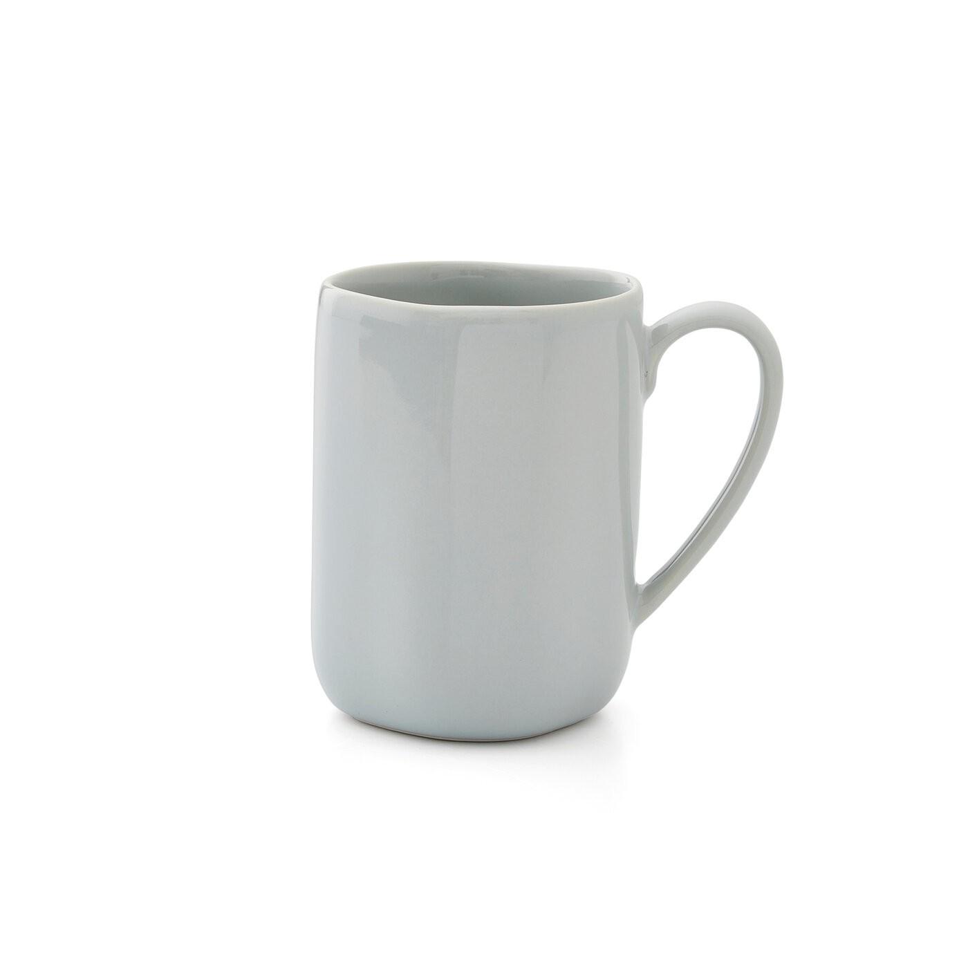 Buy the Sophie Conran for Portmeirion Arbor Mug - Set of 4 Dove Grey online at smithsofloughton.com