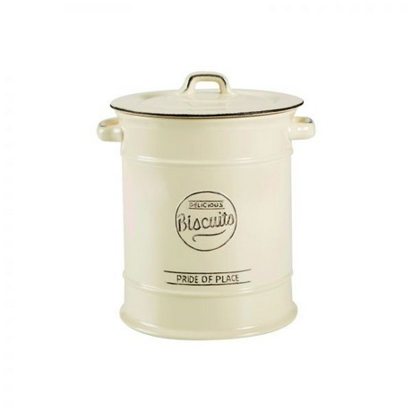 Buy the T&G Woodware - Pride Of Place Biscuit Barrel online at smithofloughton.com