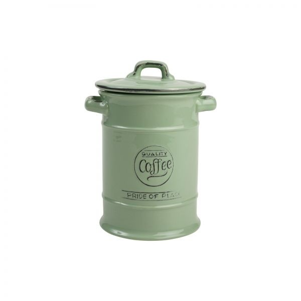 Buy the T&G Woodware - Pride Of Place Coffee Canister online at smithofloughton.com