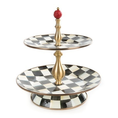 Buy the Two Tier Cake Stand online at smithsofloughton.com
