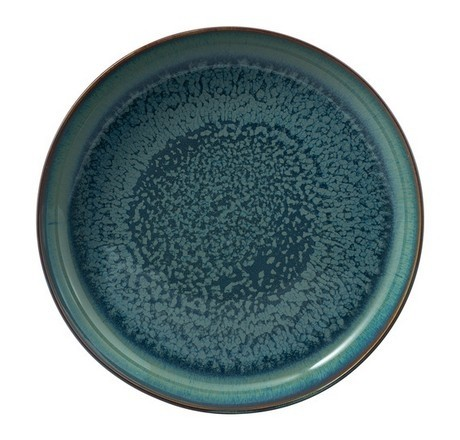 Buy the Villeroy and Boch Crafted Breeze Open Bowl Grey Blue online at smithsofloughton.com