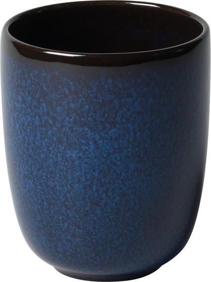 Buy the Villeroy and Boch Lave Bleu Beaker 400ml online at smithsofloughton.com
