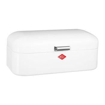 Buy the wesco Grandy White Bread Bin online at smithsofloughton.com