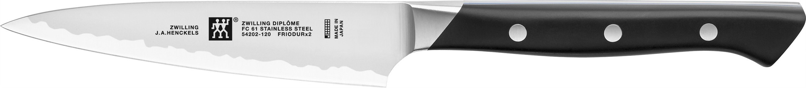 Buy the Zwilling J A Henckels Pro Paring Knife 10cm online at smithsofloughton.com