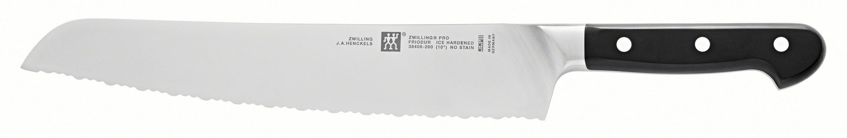 Buy this Henckel Pro bread knife online at smithsofloughton.com