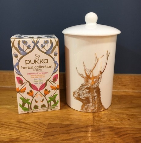 Buy the bone china Little Weavers Art imperial gold stage storage container at smithsofloughton.com