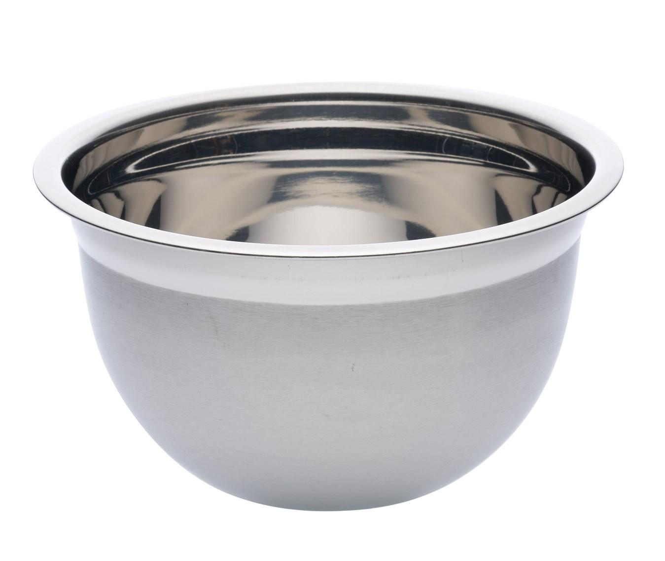 Kitchen Craft Stainless Steel Bowl 27cm